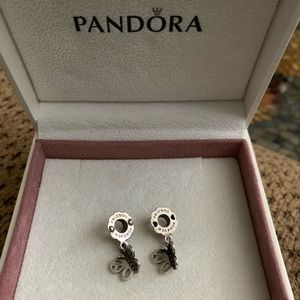 😍 PANDORA FRIENDS FOREVER DANGLE 😍